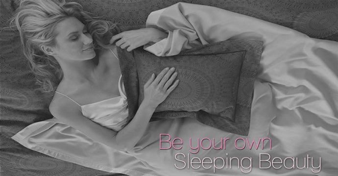 Be Your Own Sleeping Beauty this Valentine's Day
