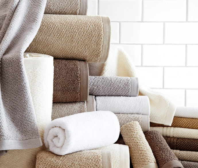Freshen Up Your Bath Towels for Spring