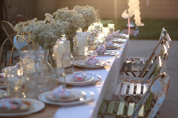 6 Tips For Hosting the Perfect Outdoor Summer Party