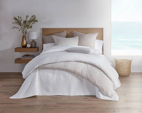 peacock alley la jolla linen reversible bedding