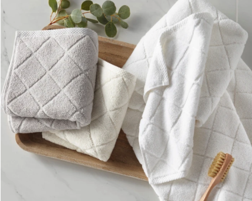 peacock alley neutral nantucket bath towels