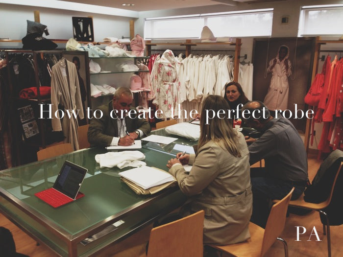 How to create the perfect robe