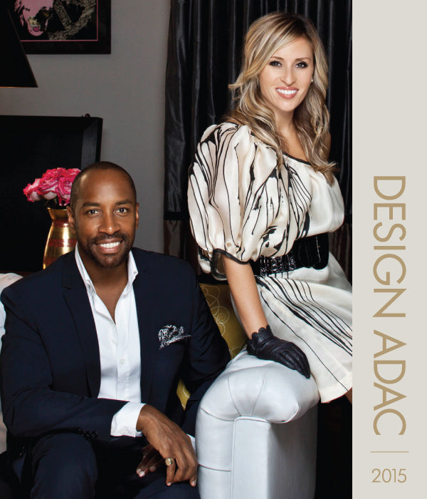 Ron Woodson & Jaime Rummerfield of Woodson & Rummerfield's House of Design