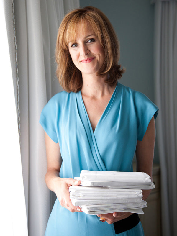 Armella Stepan, creator of INTENTIONS Linens™