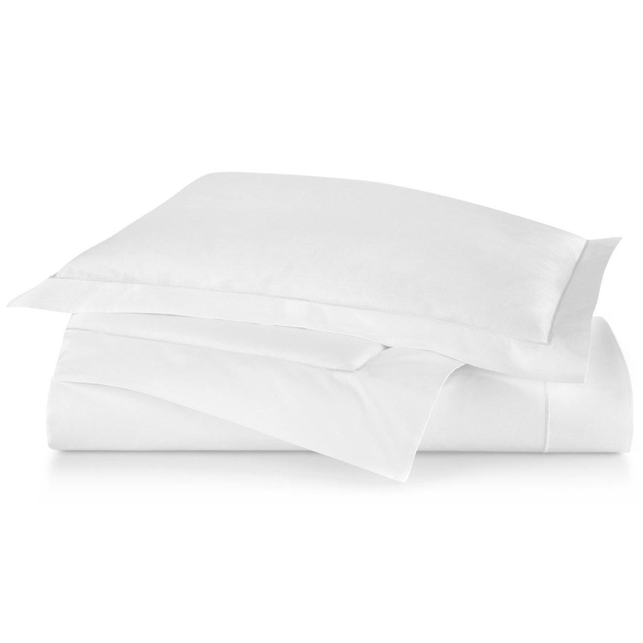 Soprano II Embroidered Sateen Duvet Cover