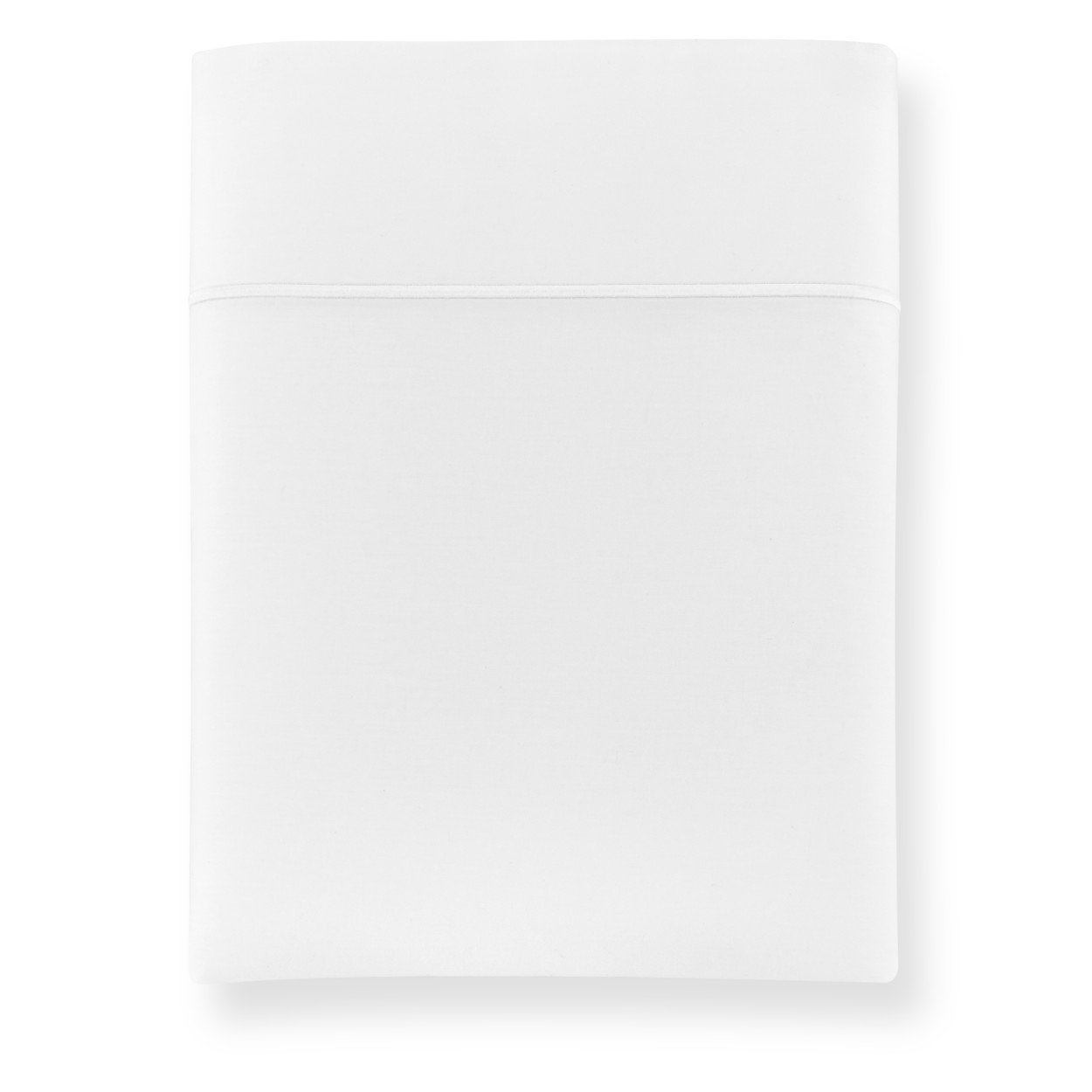 Soprano II White Flat Sheet White Trim