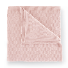 Load image into Gallery viewer, Naptime Knitted Baby Blanket