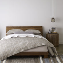 Load image into Gallery viewer, Biagio Jacquard Duvet Cover