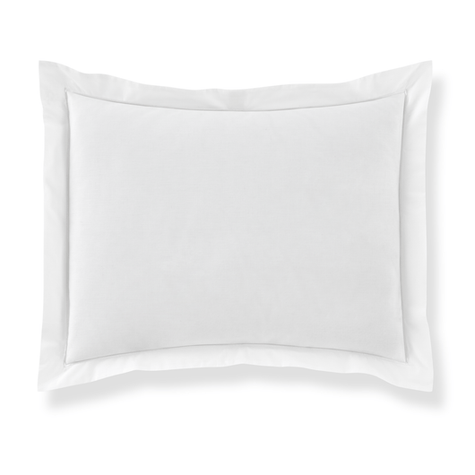 Boutique Embroidered Percale Sham
