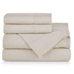 Classico Sheet Set Platinum color stacked