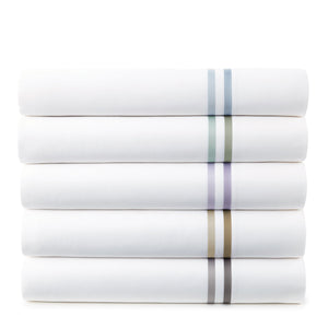 Duo multi color trim Sheets Stacked