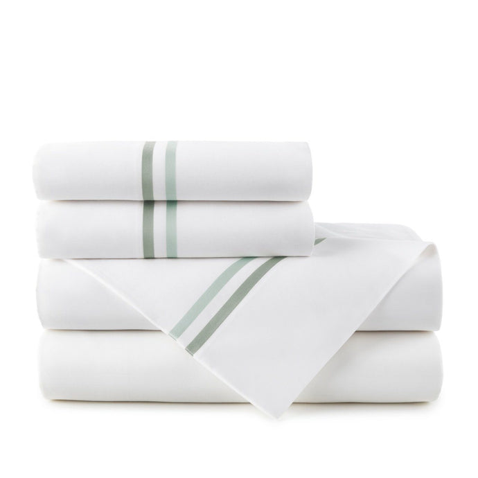 Duo Sage Sheets Stacked