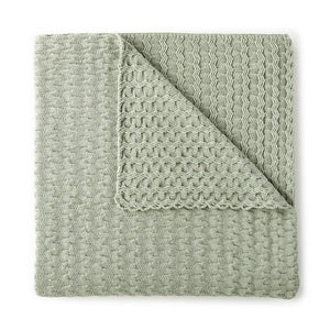 Faro Throw Blanket Sage