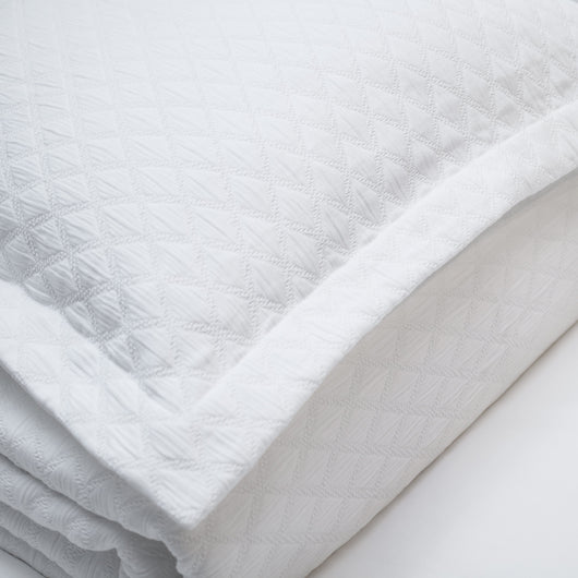 Brandy Lattice Euro Sham