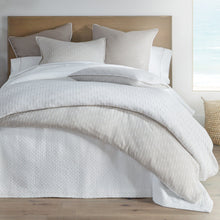 Load image into Gallery viewer, La Jolla Reversible Duvet Cover