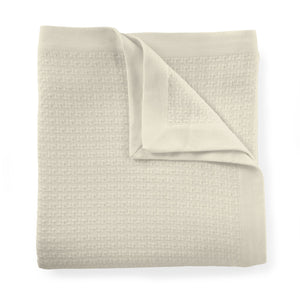 Newport Cotton Blanket pearl