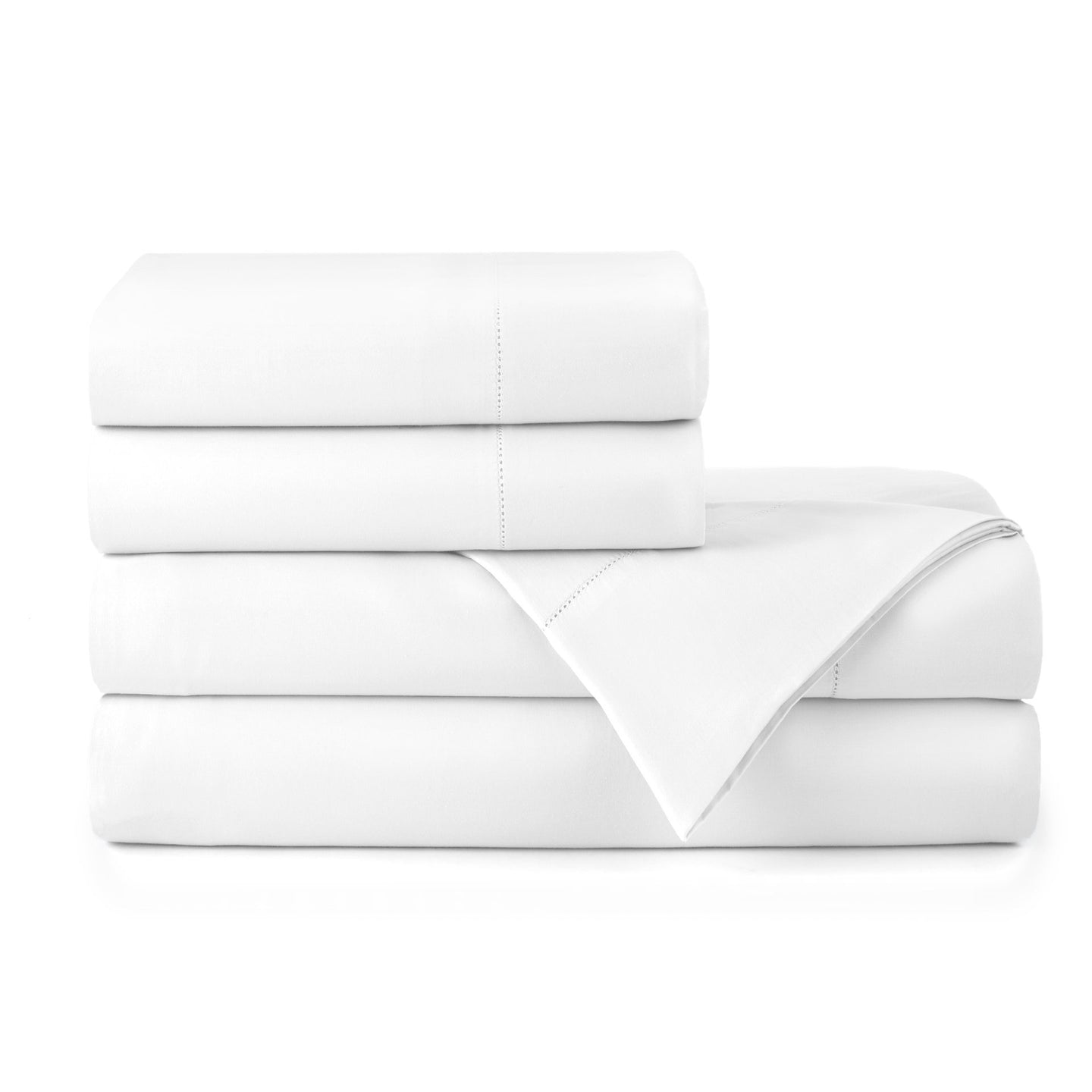 Clara Sateen Sheet Set
