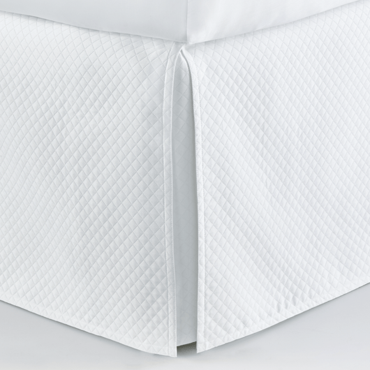 Oxford Tailored Matelassé Bed Skirt