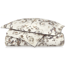 Load image into Gallery viewer, Alena Printed Sateen Duvet Cover
