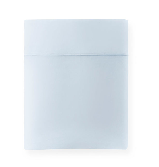 Soprano flat sheet in color Barely Blue