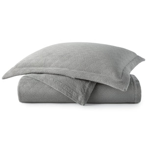 Pewter Paulo Coverlet