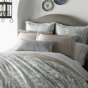 Seville Percale Duvet Cover bedding