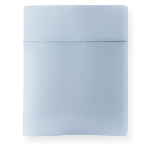 Soprano Sateen Flat Sheet blue