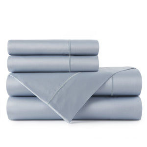 Soprano Sateen Sheet Set blue