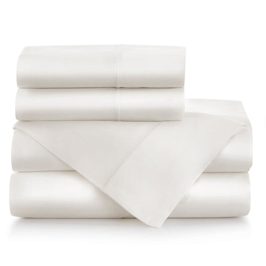 Soprano Sateen Sheet Set platinum