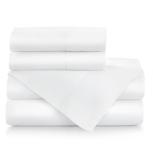 Soprano Sateen Sheet Set white