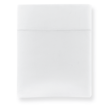 Load image into Gallery viewer, Soprano Sateen Flat Sheet white