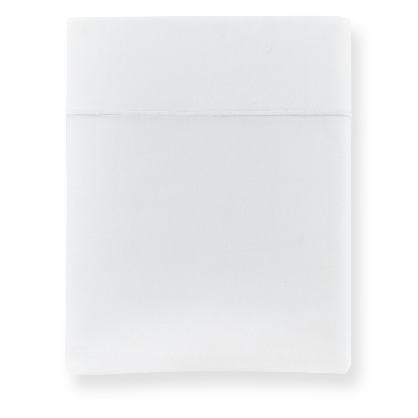 Soprano Sateen Flat Sheet white