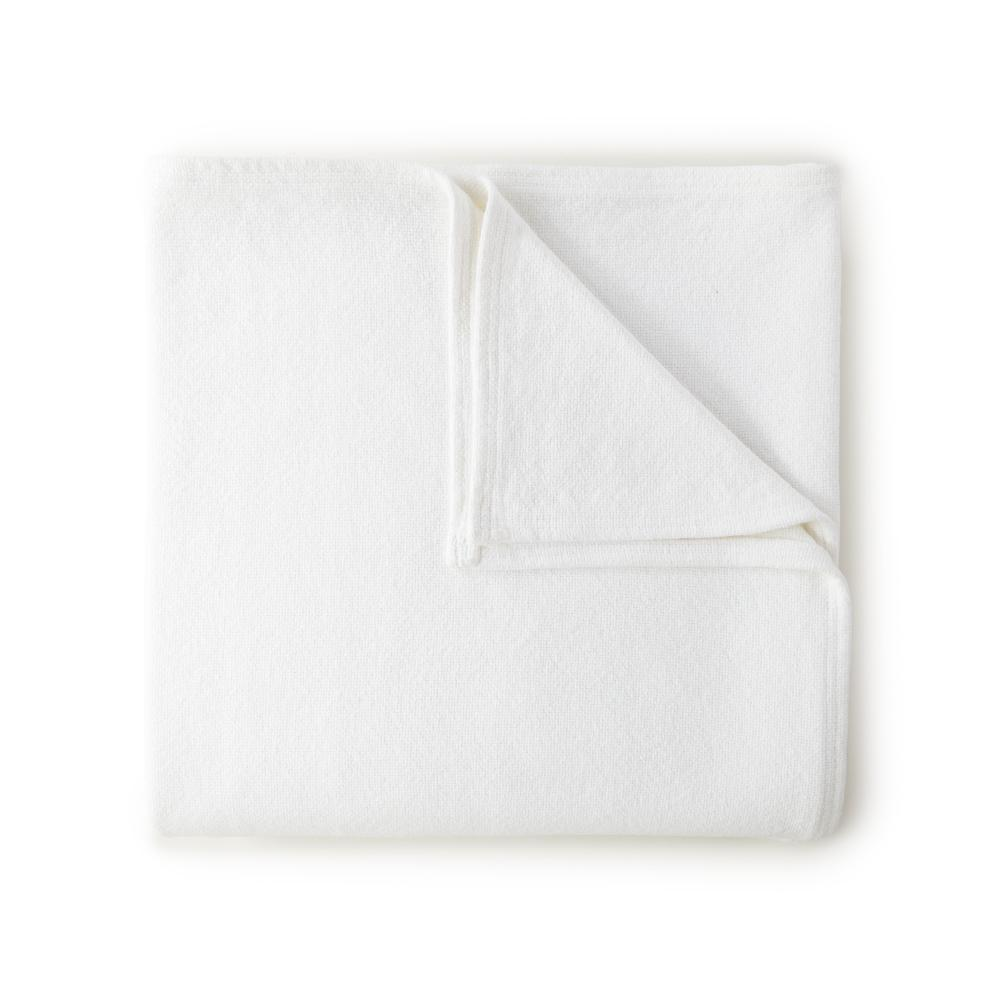 Wilson Throw Blanket White