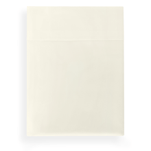 Load image into Gallery viewer, SUPIMA® 45 Percale Flat Sheet ivory