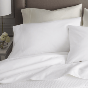 SUPIMA® Semplice Sateen Pillow Cases detail