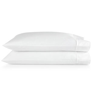 SUPIMA® Semplice Sateen Pillow Cases white