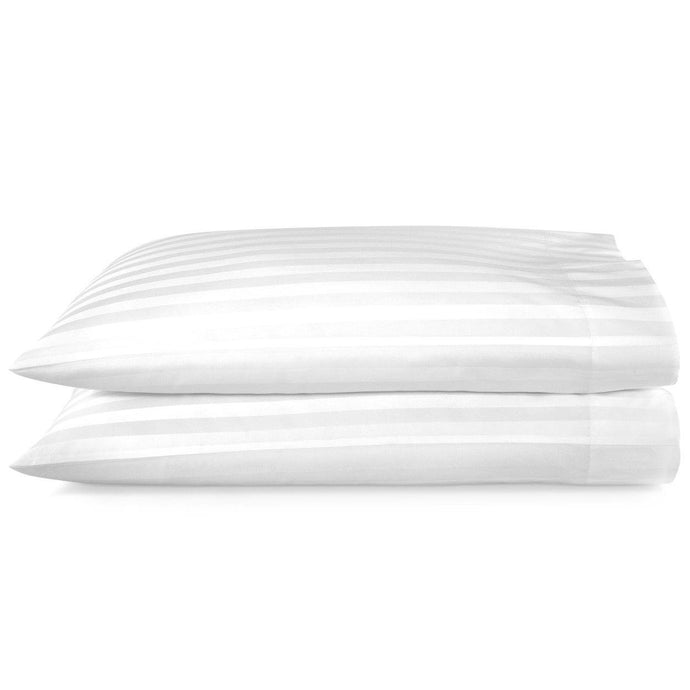 Duet Striped Sateen Pillow Cases