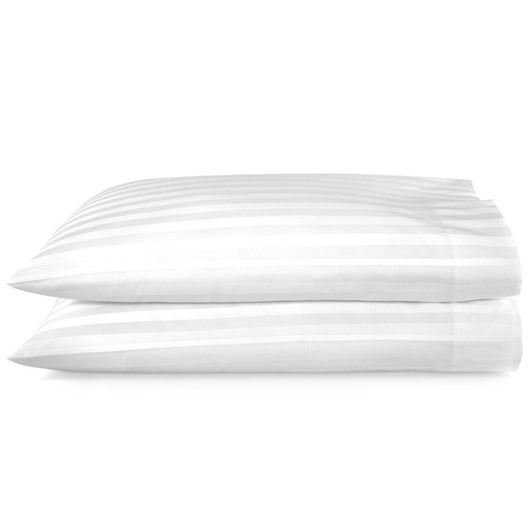 Duet II Striped Sateen Pillow Cases