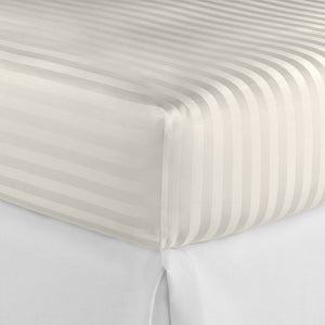 Duet Fitted Ivory Sheet