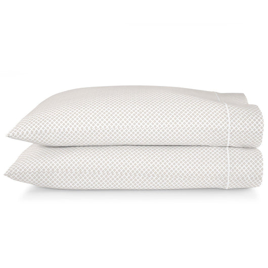 Emma Printed Sateen Pillow Cases
