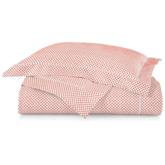 Emma Printed Sateen Duvet Cover