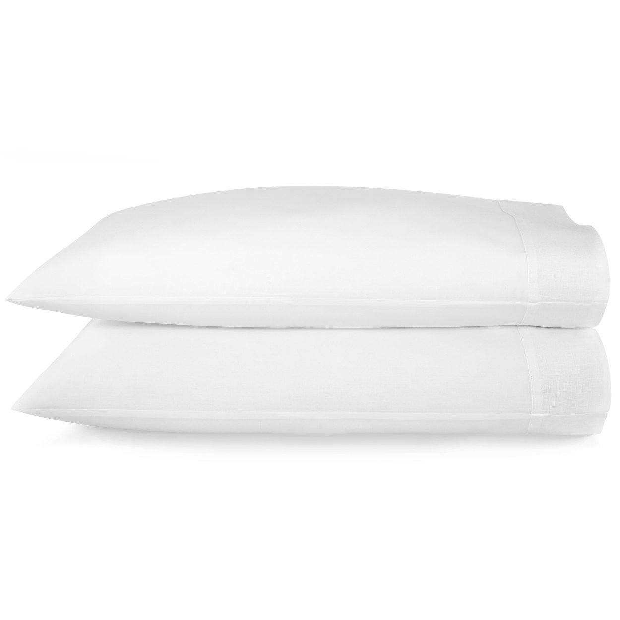 Mandalay Linen Cuff Percale Pillow Cases