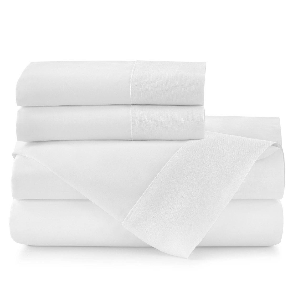 Mandalay Linen Cuff Sheet Set