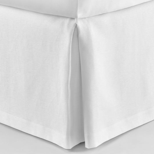 Mandalay Linen Bed Skirt