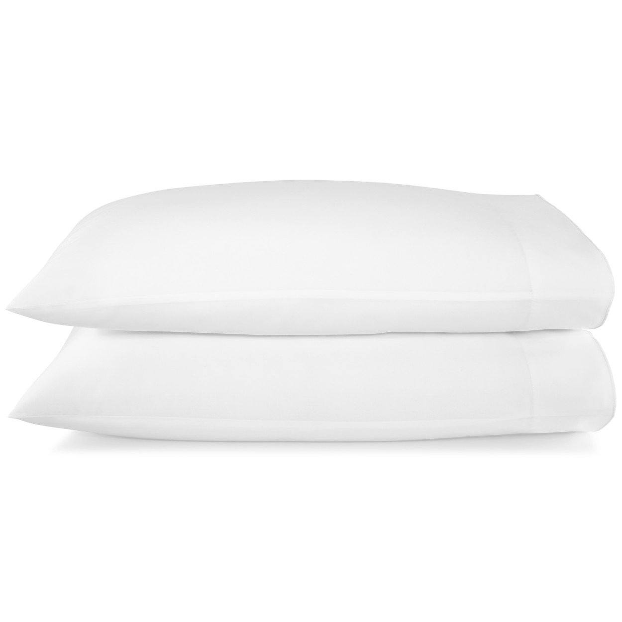 Melody Embroidered Sateen Pillow Cases