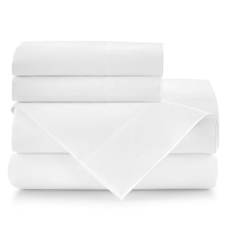 Melody Embroidered Sateen Sheet Set