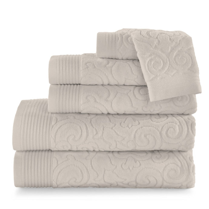 Park Avenue Towel Stack Flint