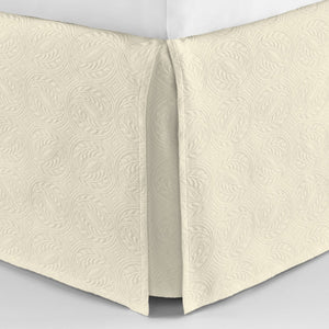 Vienna Matelassé Tailored Bed Skirt
