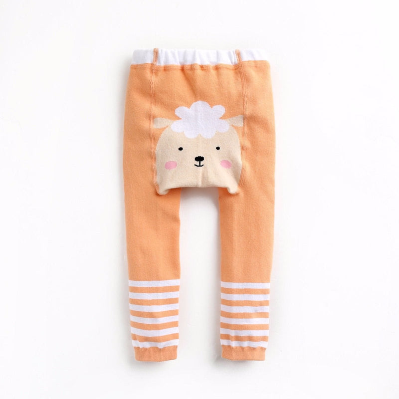 Eva & Elvin Pencil Pants (Busha) - Lamb - Happy BeeHinds