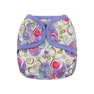 Diaper Cover by Happy BeeHinds - Lavender Lovely